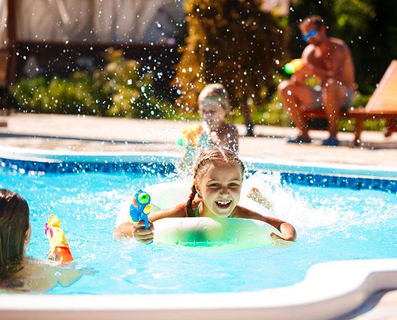 trattamenti per piscine